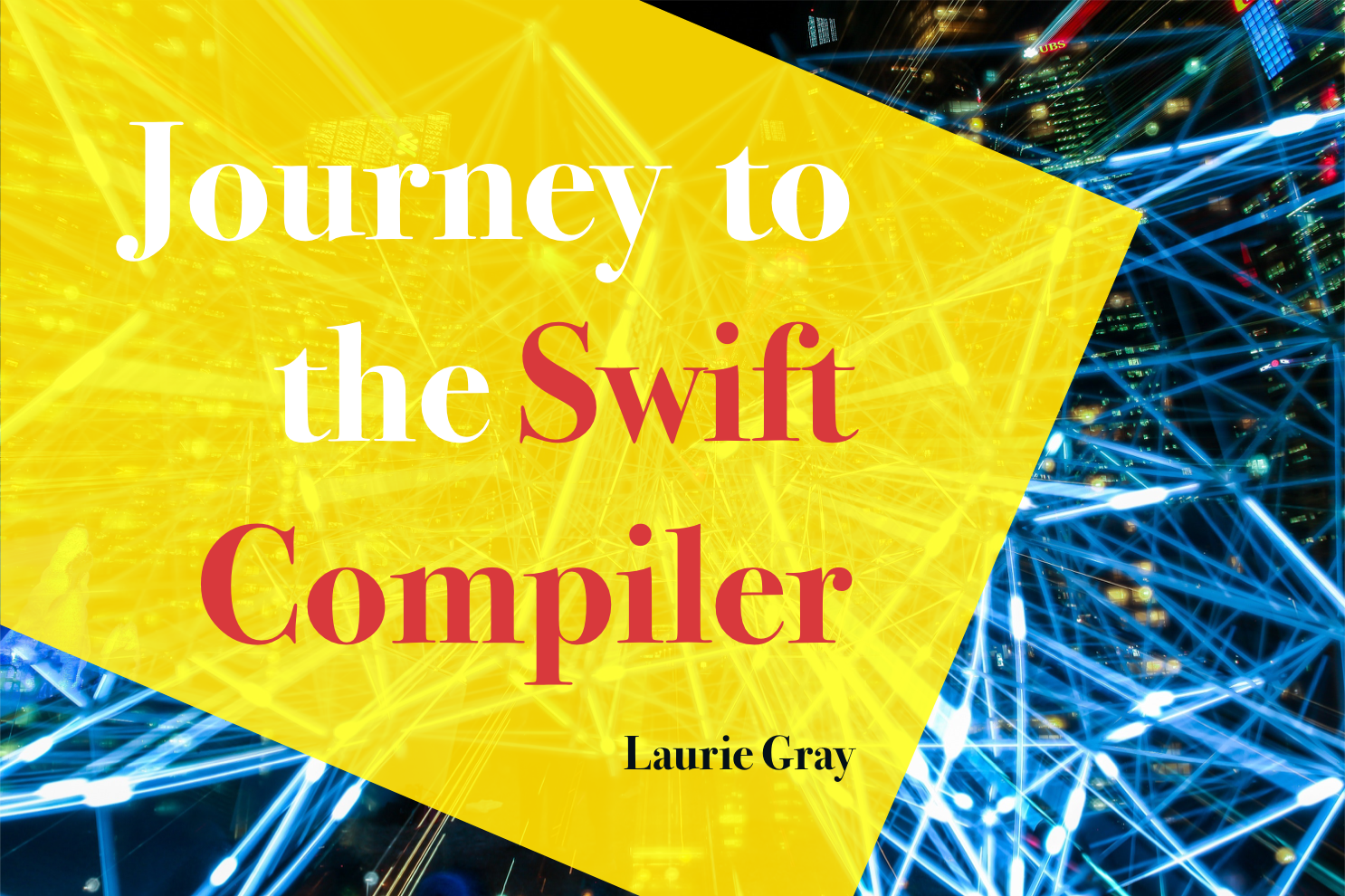 Journey to the Swift Compiler – My 2019 Goal