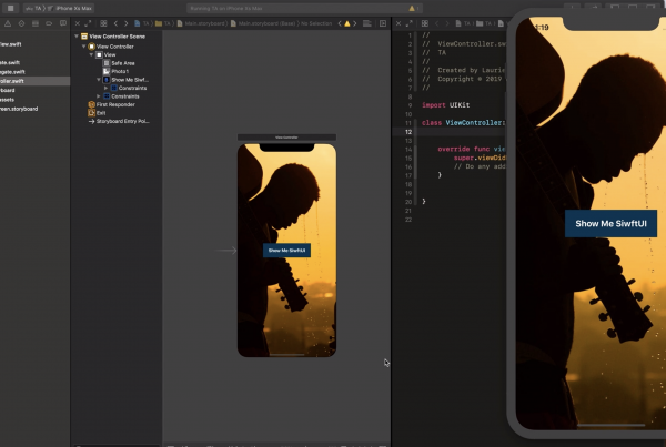 Integrating SwiftUI Views with Existing UIKit Applications